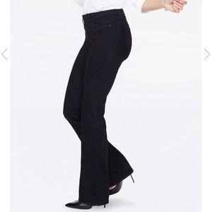 NYDJ Barbara Bootcut Lift Tuck Sz 12 Jeans